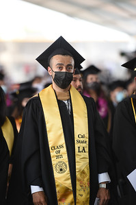 College of Business and Economics Commencement Ceremony, Class of 2021. Photo by Robert Huskey