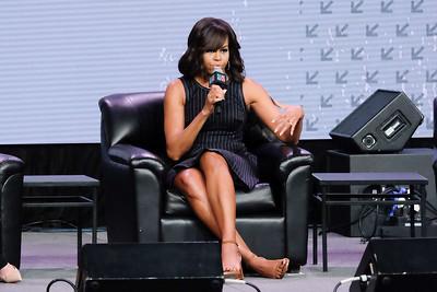 Michelle Obama speaks at SXSW 2016