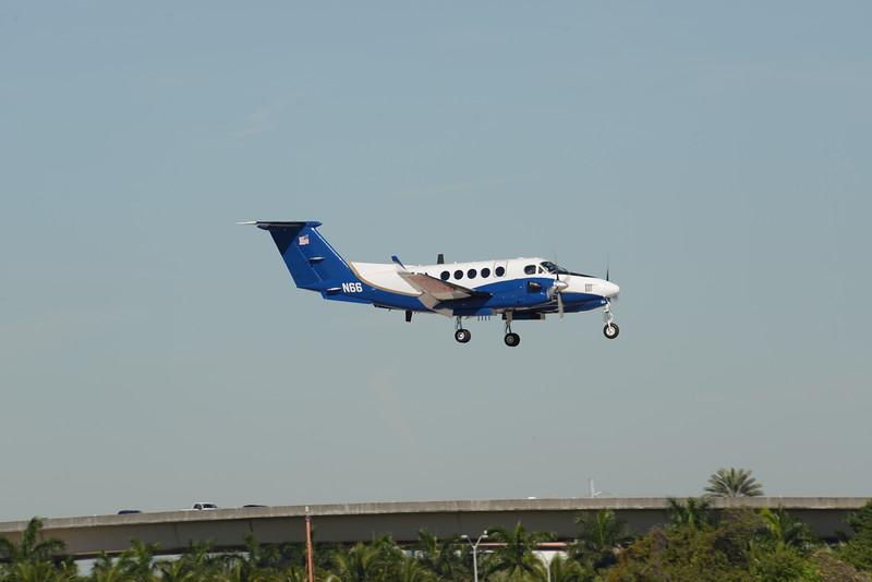 FAA<br /> N66<br /> 1987 Beech B300<br /> c/n FF-1<br /> <br /> 1/25/17 FLL
