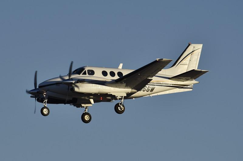 Balico Aviation LLC<br /> 1998 Beech C90B<br /> c/n LJ-1536<br /> <br /> 3/6/17 LAS