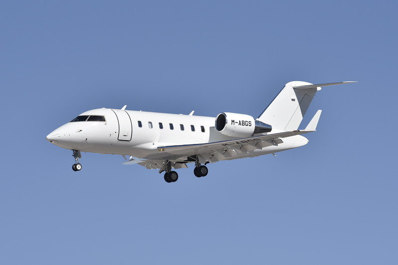 Viking Travel Services<br /> M-ABGS<br /> 2012 CL605<br /> c/n 5932