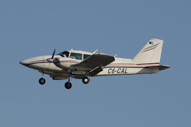 C6-CAL<br /> PA23-250 Piper Aztec<br /> s/n 27-8154024<br /> <br /> 1/30/17 PBI