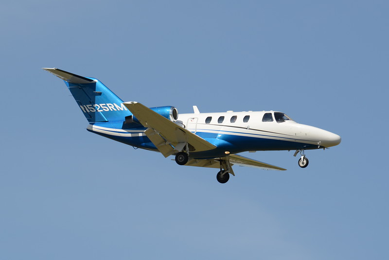 B & H Air Llc<br /> N525RM<br /> 1997 C525/CJ1<br /> c/n 525-0225/CJ1<br /> <br /> 4/20/16 BWI
