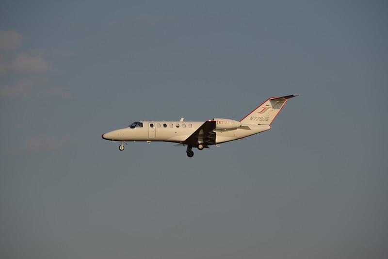 JetSuite Air<br /> N779JS<br /> 2005 C525B/CJ3<br /> c/n 0036<br /> <br /> 12/22/16 PHL