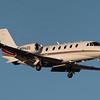 Netjets<br /> N594QS<br /> 2007 Cessna C56X<br /> c/n 5697<br /> <br /> 8/31/18 LAS