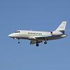 N1128B<br /> 1999 Falcon 2000<br /> c/n 83<br /> <br /> 1/25/17 PBI