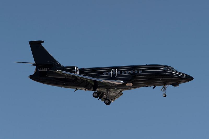 N899BC<br /> 2007 Falcon 2000EX<br /> c/n 132<br /> *EDG27*<br /> <br /> 9/3/118 LAS