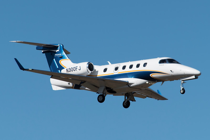 FISCHELL AVIATION 300 LLC <br /> N300FJ<br /> 2011 E55P<br /> c/n 00046<br /> *RJC460*<br /> <br /> 3/31/18 BWI