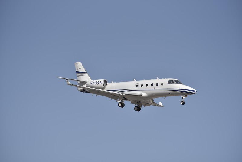 Gulfstream Leasing LLC<br /> N150GA<br /> 2008 G150<br /> c/n 252<br /> <br /> 2/18/18 LAS