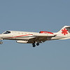 Global JetCare Inc<br /> N91GJ<br /> 1975 LJ35<br /> c/n 032<br /> <br /> 2/6/17 BWI