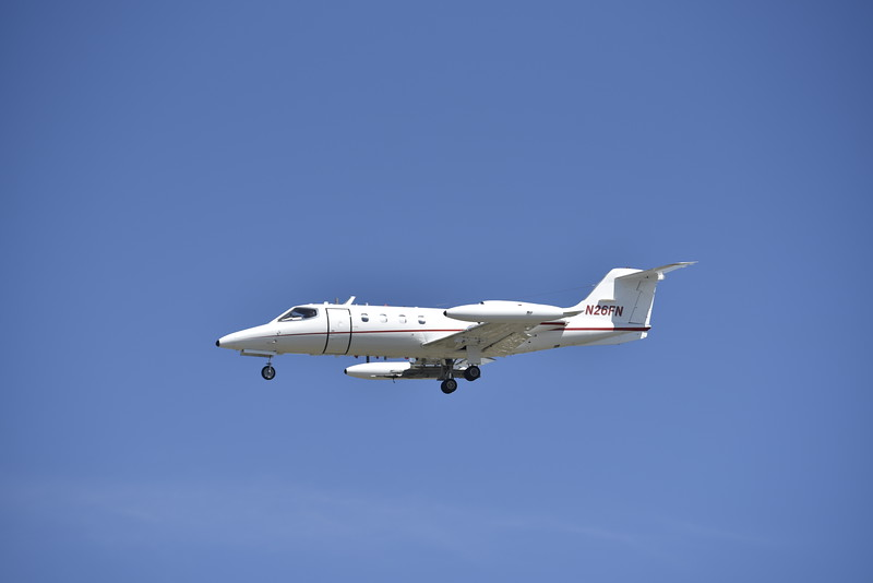 L-3 Communications Flight Capital Llc<br /> N26FN<br /> 1975 LJ36<br /> c/n 011<br /> <br /> 10/16/17 NZY as RIPTIDE26