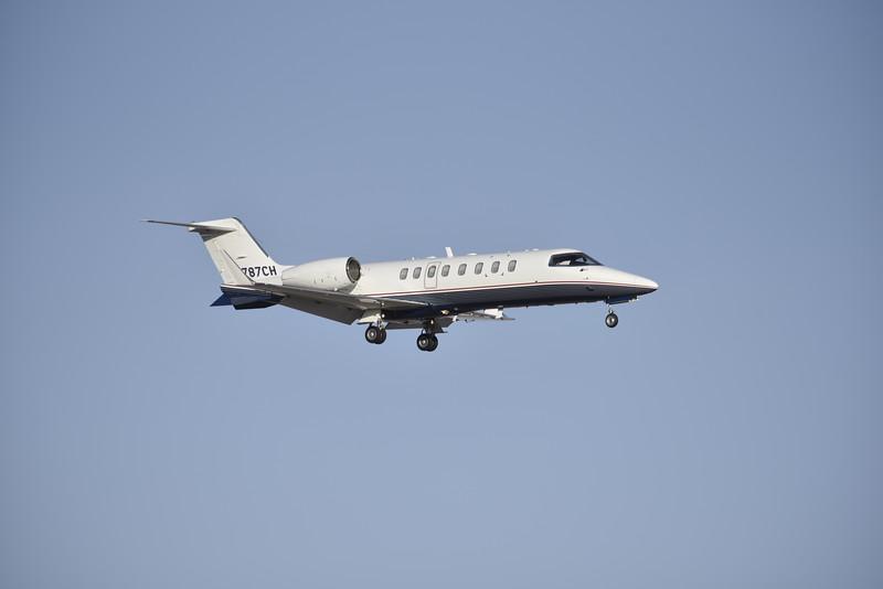 Concord Air Inc<br /> N787CH<br /> 2005 LJ45<br /> c/n 266<br /> <br /> 2/18/18 LAS