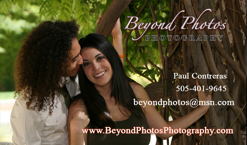 Beyond Photos businesscard 4