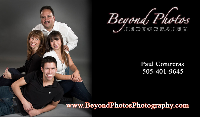 Beyond Photos businesscard 2