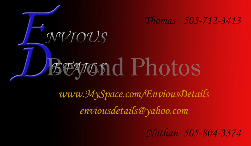 Envious details 4