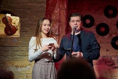 Poetry Evening: Belkin & Annushkin