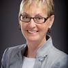 Female corporate executive headshot portrait