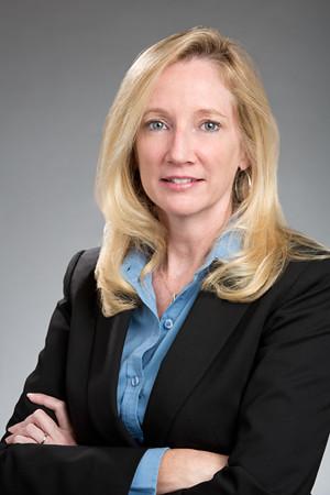 Business headshot blonde female executive