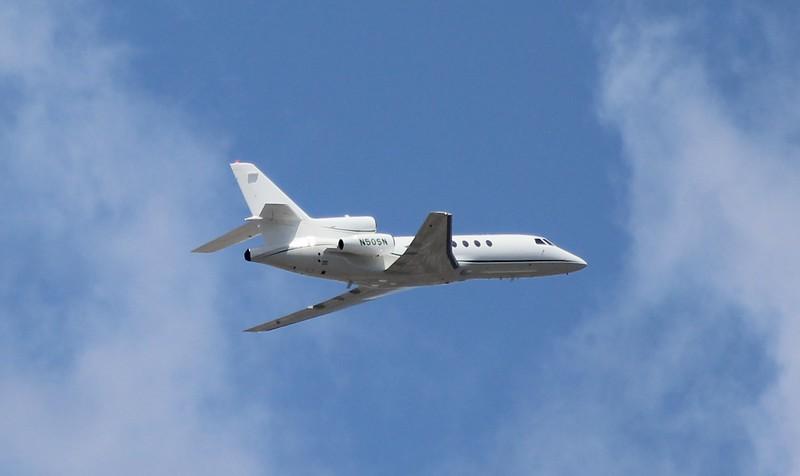 Dassault Falcon 50 (cn 310) N50SN