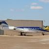 Gates Learjet 25D (cn 311) N502JV