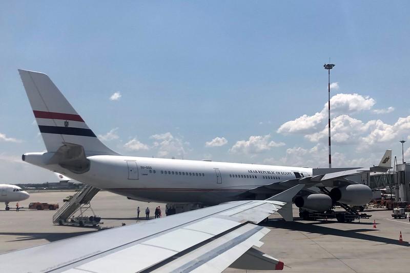 Airbus A340-212 (cn 061) SU-GGG
