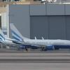 Boeing B737-74U BBJ (cn 29233) N887LS & Boeing B737-73T BBJ (cn 29034) N889LS