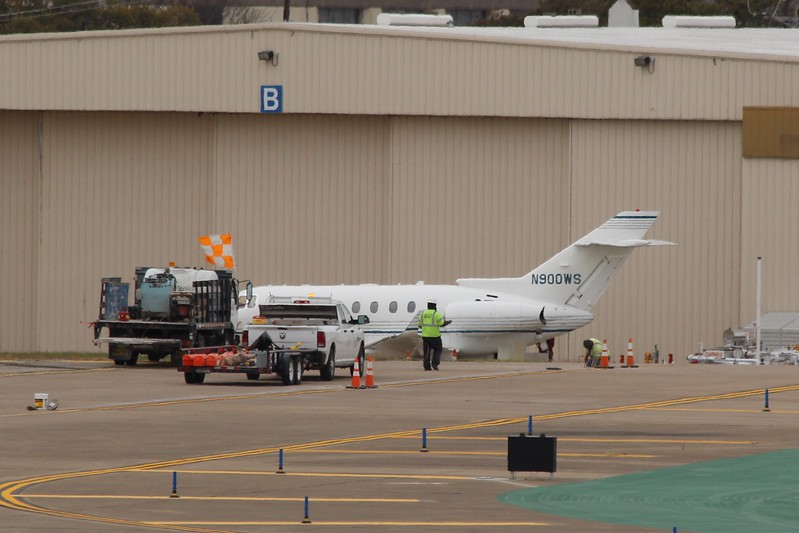Hawker Beechcraft 850XP (cn 258893) N900WS