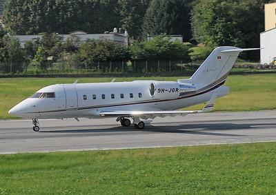 9H-JGR - CL60 - 24.09.2016