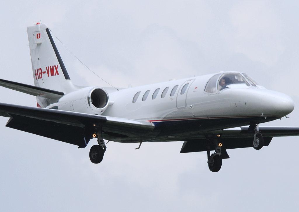 HB-VMX - C550 - 08.08.2009