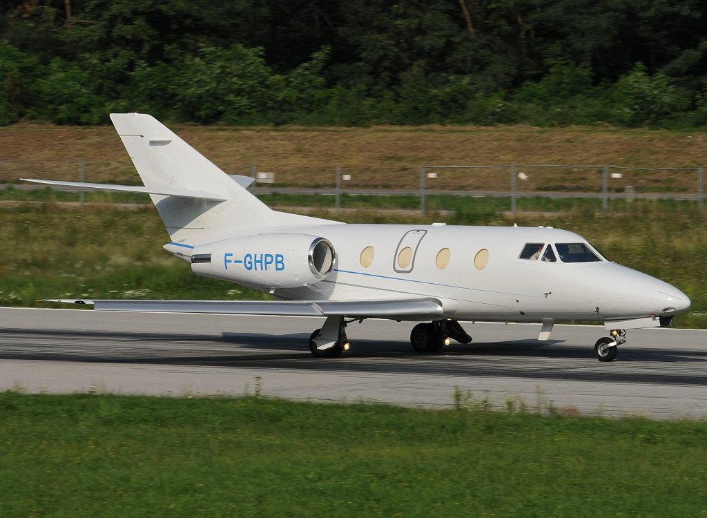 F-GHPB - FA10 - 07.08.2009