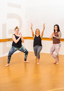 Barre 3 training group-100
