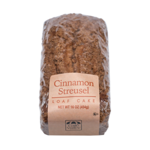 Cinnamon Streusel_Loaf Cake_16oz