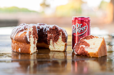 Dr Pepper Cake Stylized-7