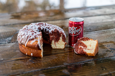 Dr Pepper Cake Stylized-14