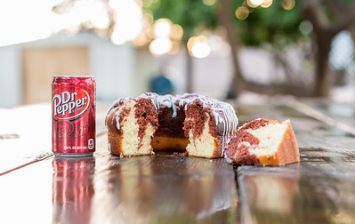 Dr Pepper Cake Stylized-5
