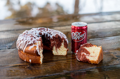 Dr Pepper Cake Stylized-12