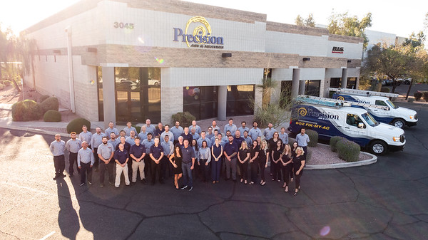 Precision Air and Plumbing 2021_team photo-0295