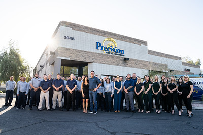 Precision Air and Plumbing 2021_team photo-00431