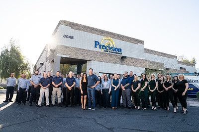 Precision Air and Plumbing 2021_team photo-00433