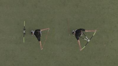 TTP overhead vs stick