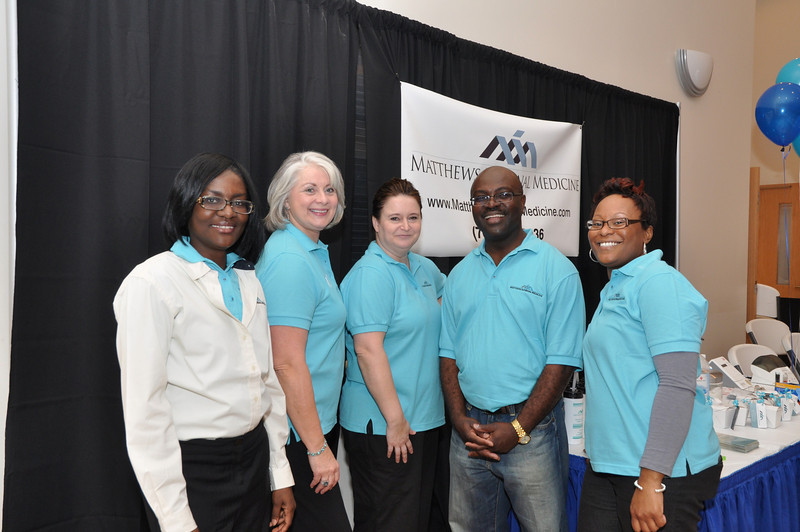 Matthews Internal Medicine Team