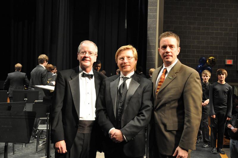 WCU Wind Ensemble John T. West conductor, Jody Brent McCarn graduate assistant conductor, Rob Jackson Principal Cuthbertson HS