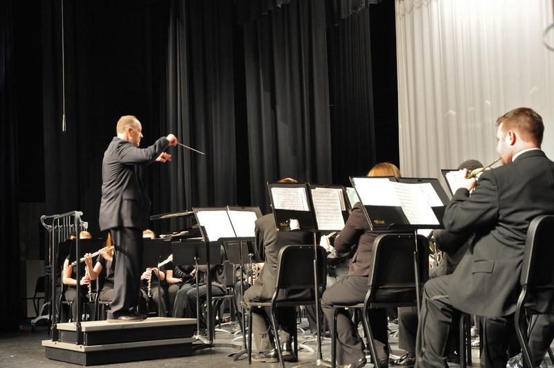 Dr. Clarke UCPS conducting