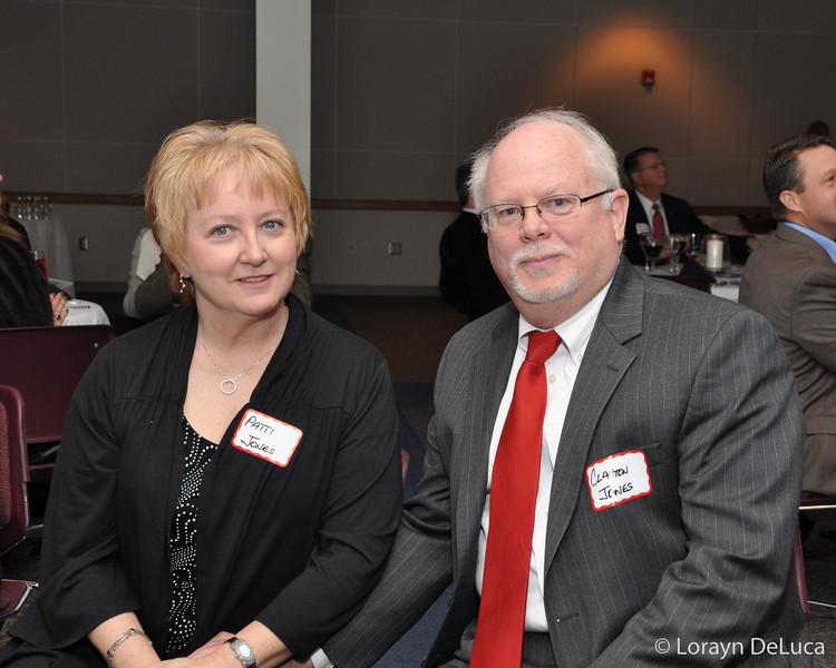 Patti and Clayton Jones