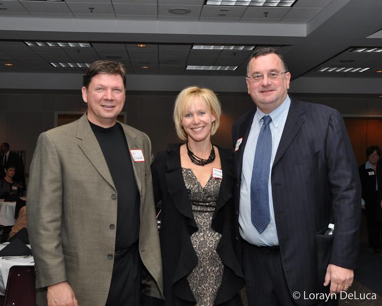 Bo Ziegler, Sherry Hodges, Parker Mills