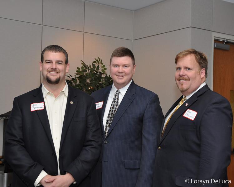 Todd Johnson,Brian Rogers,John Steward
