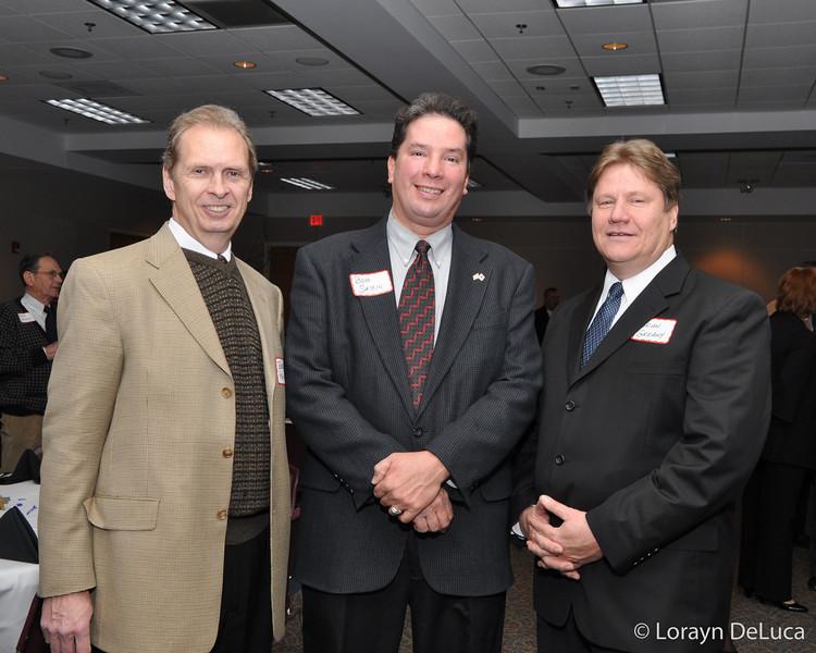 Terry Prince, Bob Sabin, Sean Greany