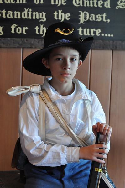 Doug Bittner, 12, Waxhaw