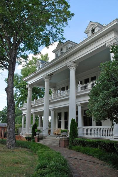 The Belk Mansion Historic Building