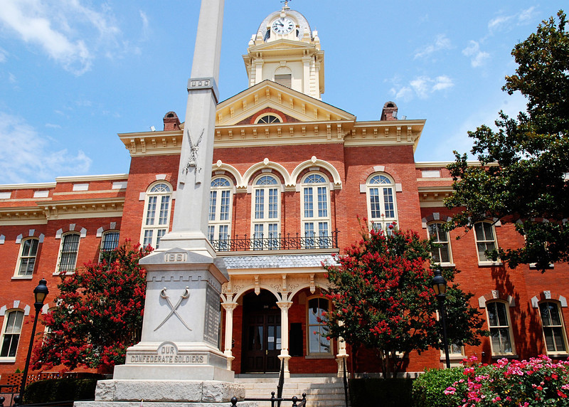 Monroe Old Courthouse